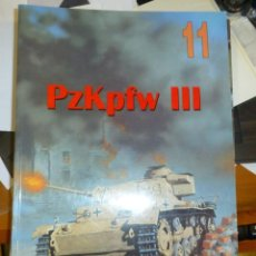 Libros: PZKPFW III . Lote 121414935