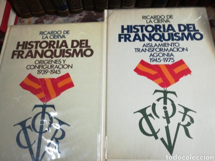 Libros: HISTORIA DEL FRANQUISMO - de Ricardo de la cierva - Foto 3 - 132404023