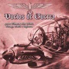 Livres: VUELOS DE GUERRA 40.000 KILÓMETROS SOBRE POLONIA, NORUEGA, FRANCIA E INGLATERRA F DETTMANN LUFTWAFFE. Lote 132682870