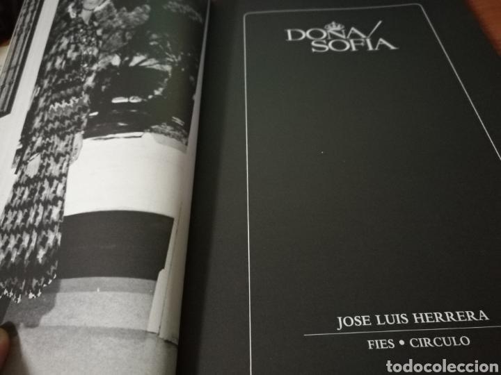 Libros: Libro Doña Sofía. José Luis Herrera. Círculo de lectores. 1984 - Foto 2 - 132752077