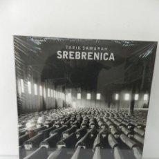 Libros: SREBRENICA - TARIK SAMARAH 2005 UN RELATO FOTOGRÁFICO DE LA MASACRE DE SREBRENICA NUEVO A ESTRENAR. Lote 136135322