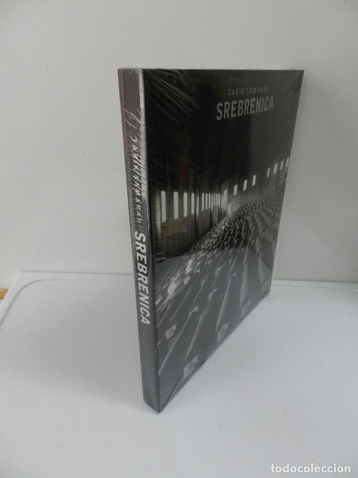 Libros: SREBRENICA - TARIK SAMARAH 2005 Un relato fotográfico de la masacre de Srebrenica NUEVO A ESTRENAR - Foto 2 - 136135322