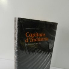 Libros: CAPITANS D'INDÚSTRIA CANOSA FARRAN, FRANCESC, MOBIL BOOKS SL 2016 - EN CATALÀ. Lote 136136262