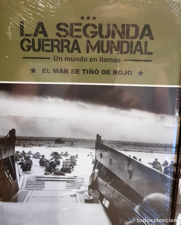 Libros: LA SEGUNDA GUERRA MUNDIAL / UN MUNDO EN LLAMAS / COMPLETA / 4 TOMOS PRECINTADOS - Foto 4 - 137333306