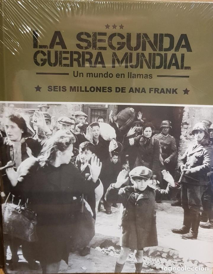 Libros: LA SEGUNDA GUERRA MUNDIAL / UN MUNDO EN LLAMAS / COMPLETA / 4 TOMOS PRECINTADOS - Foto 5 - 137333306