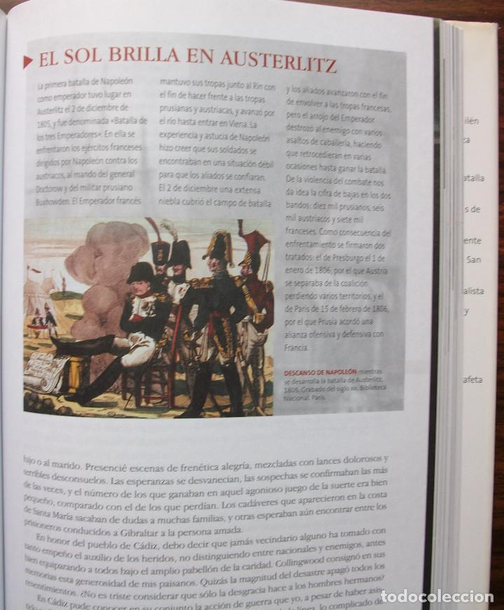 Libros: TRAFALGAR. LA CORTE DE CARLOS IV. BENITO PEREZ GALDOS. - Foto 2 - 138903810