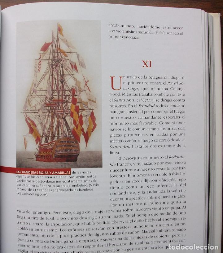 Libros: TRAFALGAR. LA CORTE DE CARLOS IV. BENITO PEREZ GALDOS. - Foto 3 - 138903810