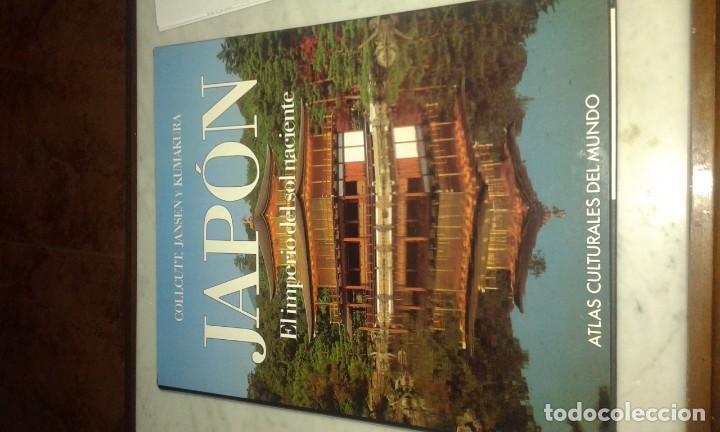 JAPÓN EL IMPERIO DEL SOL NACIENTE (Libros Nuevos - Historia - Historia Moderna)