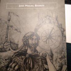 Libros: PEDRO SARMIENTO DE GAMBOA. JOSÉ MIGUEL BARROS. Lote 147232893