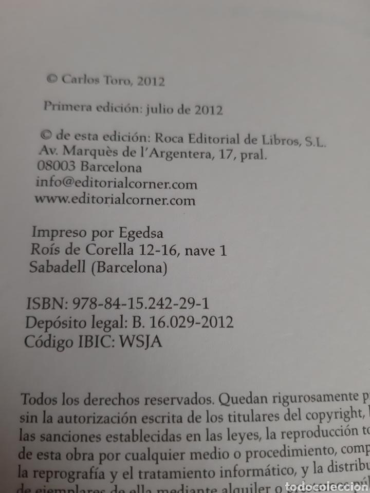 Libros: Libro Del Choque al Toque 1°Edición (Artículo Nuevo) - Foto 2 - 148013373