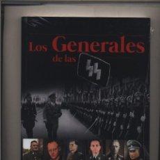 Libros: LOS GENERALES DE LAS SS RAUL ARIAS RAMOS GALLAND BOOKS 2018 EDICION LIMITADA Y NUMERADA WAFFEN. Lote 149281330
