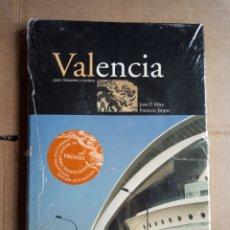 Libros: VALENCIA PARA VISITANTES Y VECINOS. Lote 150512502