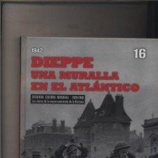 Bücher - Dieppe una muralla en el Atlántico 1942 VV. AA La Esfera de los Libros, 2009. Tapa dura. Estado de - 163134522