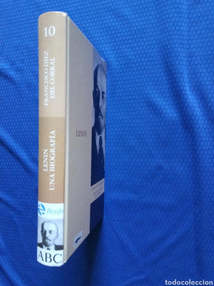 Libros: NUEVO LENIN, UNA BIOGRAFÍA BIBLIOTECA ABC : PROTAGONISTAS DEL SIGLO XX TAPA DURA - Foto 3 - 165581394