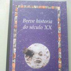 Libros: BREVE HISTORIA DO SÉCULO XX. A NOSA TERRA 9788495350077. Lote 168791042