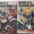 Libros: HISTORIA DE LA REVOLUCION FRANCESA 2 TOMOS. Lote 168997144