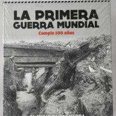 Libros: LA PRIMERA GUERRA MUNDIAL: 1 EL INICIO DE LA GUERRA. RÀFOLS, JOSEP MARIA / RIERA, LLUÍS. Lote 171204050