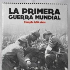 Libros: LA PRIMERA GUERRA MUNDIAL: 3 MALESTAR EN EL FRENTE, JOSEP MARIA / RIERA, LLUÍS. Lote 171204249