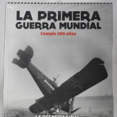 Libri: LA PRIMERA GUERRA MUNDIAL: 4 LA OFENSIVA FINAL, JOSEP MARIA / RIERA, LLUÍS. Lote 171204355