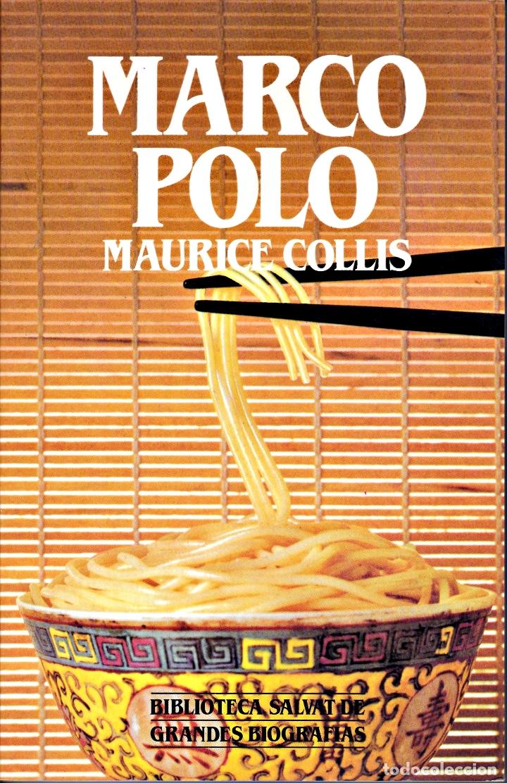 MARCO POLO - MAURICE COLLIS (Libros Nuevos - Historia - Historia Moderna)