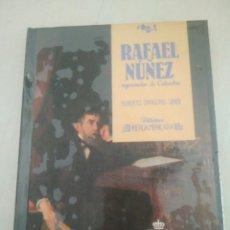 Libri: RAFAEL NUÑEZ REGENERADOR DE COLOMBIA.ALBERTO DANGOND URIBE. BIBLIOTECA IBEROAMERICANA.79.NUEVO. Lote 174953913