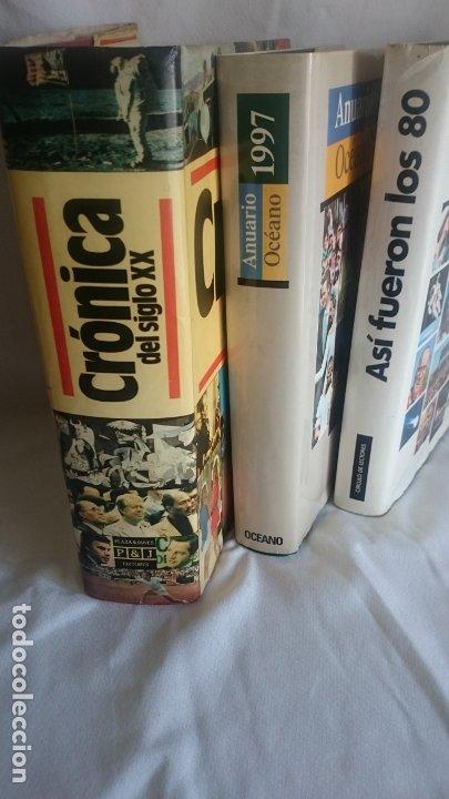 Libros: GRAN LOTE DE TRES LIBROS DE HISTORIA AÑOS 80/90 Y SIGLO XX - Foto 2 - 175053612
