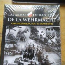 Libros: LAS ARMAS EXTRANJERAS DE LA WEHRMACHT CHECOSLOVAQUIA 1939 EL GRAN BOTIN GALLAND BOOKS 2019 CON PLAST. Lote 186445153