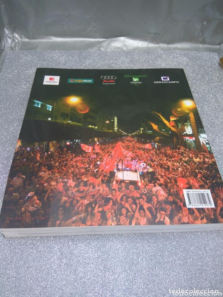 Libros: FÚTBOL ALMERÍA LIBRO RELATOS ROJIBLANCOS,FIRMADO POR EL AUTOR ANGEL ACIEN - Foto 4 - 176632929