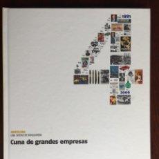 Libros: BARCELONA CUNA DE GRANDES EMPRESAS, MOTOR DE LA ECONOMÍA CATALANA Y ESPAÑOLA.. Lote 178897155