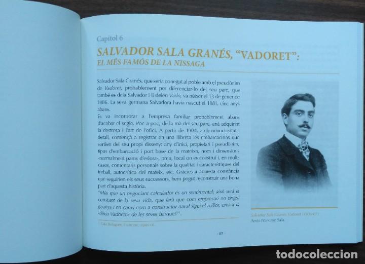 Libros: LES DRASSANES SALA DE LESCALA. SIS GENERACIONS DE MESTRES DAIXA - Foto 5 - 190128622