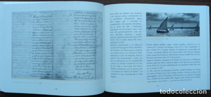 Libros: LES DRASSANES SALA DE LESCALA. SIS GENERACIONS DE MESTRES DAIXA - Foto 6 - 190128622