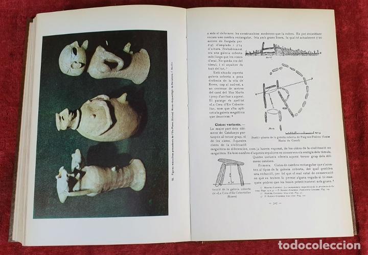 Libros: HISTORIA DE CATALUNYA. 10 TOMOS. ANTONI ROVIRA I VIRGILI. ENC. VASCA. AÑO 1972 - Foto 2 - 190221970
