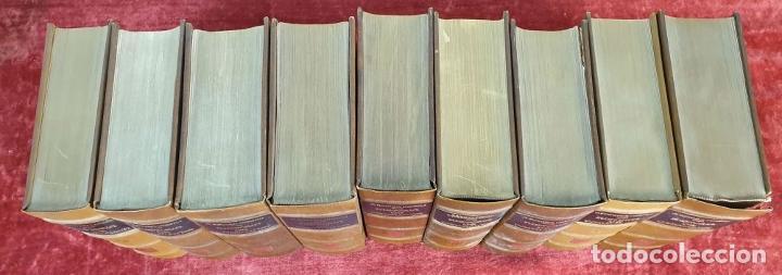 Libros: HISTORIA DE CATALUNYA. 10 TOMOS. ANTONI ROVIRA I VIRGILI. ENC. VASCA. AÑO 1972 - Foto 4 - 190221970