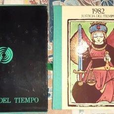 Libros: ANUARIO JUSTICIA DEL TIEMPO 1982. Lote 196361777