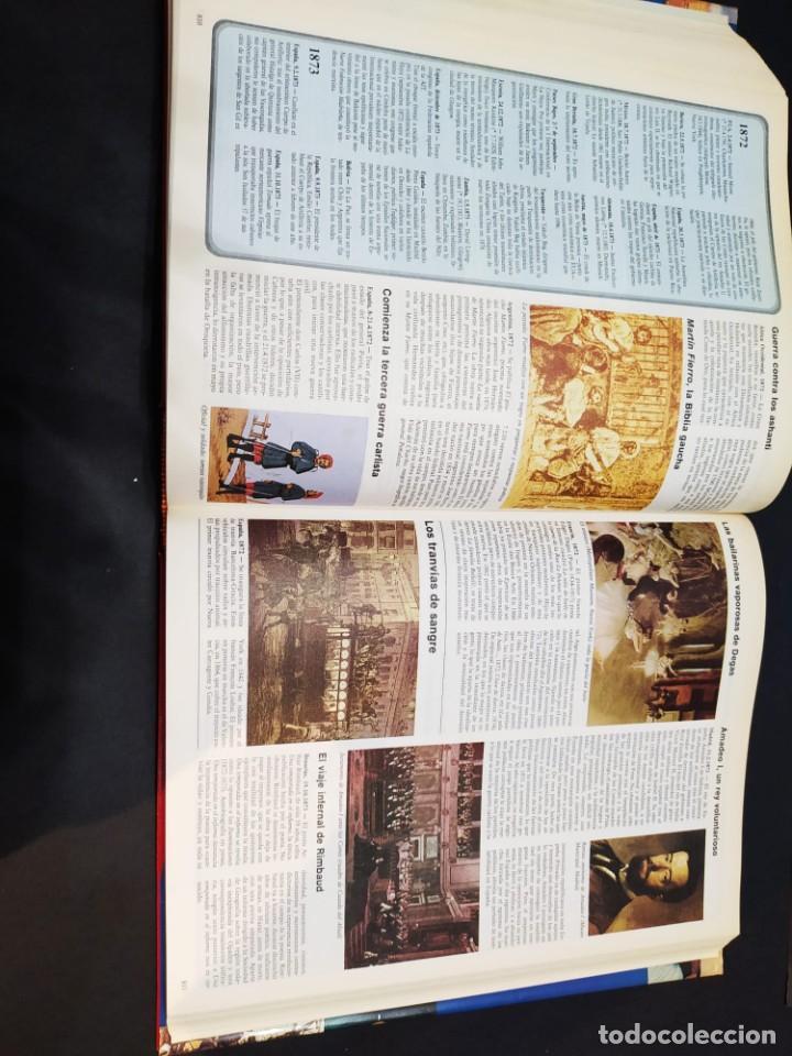 Libros: CRONICA DE LA HUMANIDAD editorial Plaza & Janes - Foto 4 - 200159340