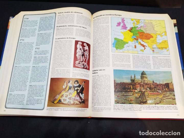 Libros: CRONICA DE LA HUMANIDAD editorial Plaza & Janes - Foto 5 - 200159340