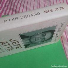 Libros: EL JEFE ATTA. Lote 201996558
