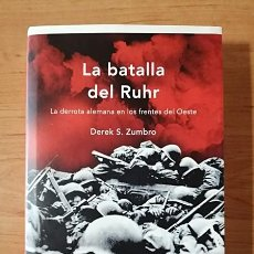 Libros: LA BATALLA DEL RUHR. Lote 202032758