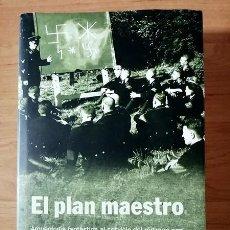 Libros: EL PLAN MAESTRO. Lote 202034280