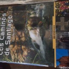 Libros: ENCICLOPEDIA 7 LIBROS CAMINO SANTIAGO. Lote 203478363