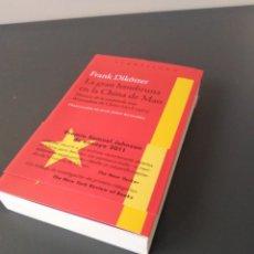 Livres: LA GRAN HAMBRUNA EN LA CHINA DE MAO. Lote 203551180