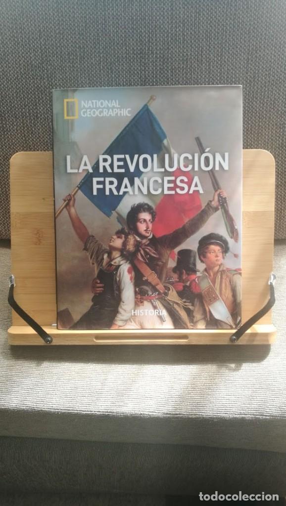 LA REVOLUCIÓN FRANCESA NATIONAL GEOGRAPHIC TAPA DURA (Libros Nuevos - Historia - Historia Moderna)