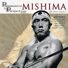 """Libros: MISHIMA: EL ÚLTIMO SAMURAI POR VV.AA. TROY SOUTHGATE """"HA SIDO UNA SORPRESA AGRADABLE, PUES EN LUGAR. Lote 206231917"""