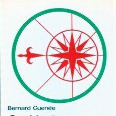 Livros: BERNARD GUENÉE - OCCIDENTE DURANTE LOS SIGLOS XIV Y XV. Lote 207682491