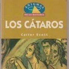 Libros: CARTER SCOTT - LOS CÁTAROS. Lote 207790847