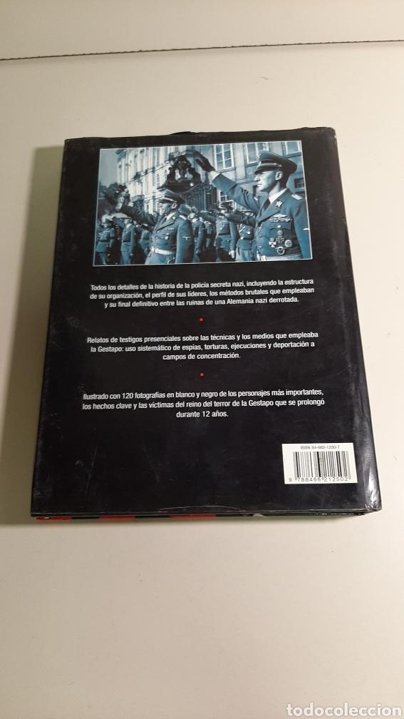 Libros: Libro La gestapo del escritor Rupert Butler, editorial Libsa. - Foto 6 - 209160341