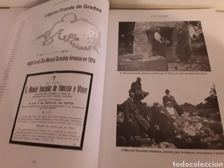 Libros: GREDOS NUESTROS SUEÑOS OLVIDADOS CARLOS FRIAS VALDES FIRMADO POR EL AUTOR - Foto 3 - 209203810