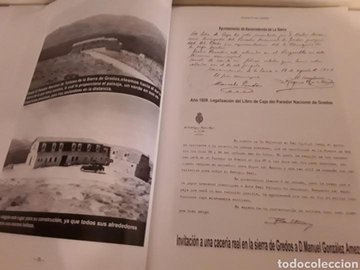 Libros: GREDOS NUESTROS SUEÑOS OLVIDADOS CARLOS FRIAS VALDES FIRMADO POR EL AUTOR - Foto 4 - 209203810