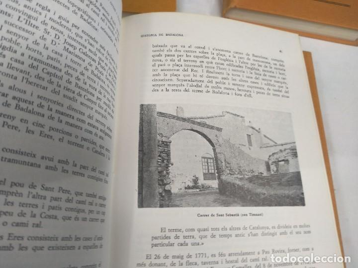 Libros: Historia de Badalona - Foto 5 - 210279410