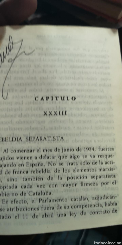 Libros: Libro la España de ayer Guerra Civil Española editorial jefatura provincial del Movimiento - Foto 4 - 210401570